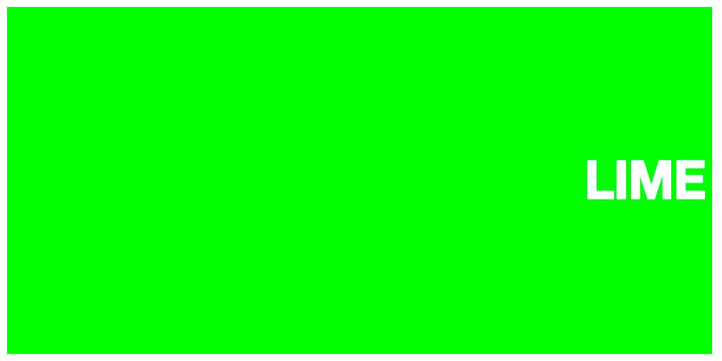 color html lime hex #00ff00