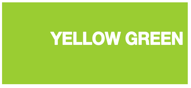 color html Yellow Green #9acd32