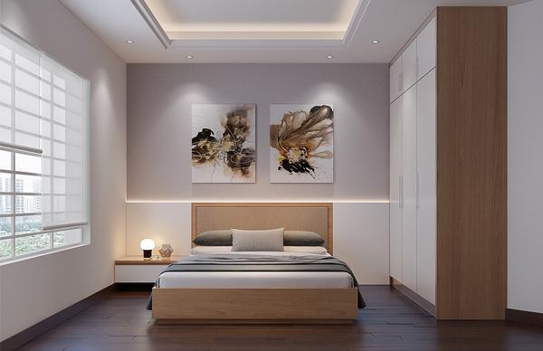 interiorismo blanco en habitación para significado de los colores en decoración