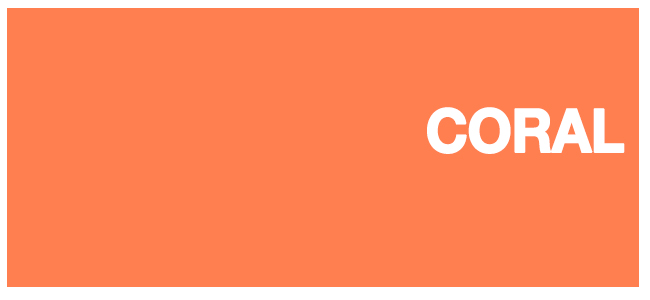 Color html Coral hex #FF7F50