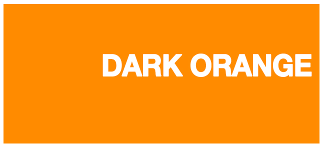 Color html Dark Orange hex #FF8C00