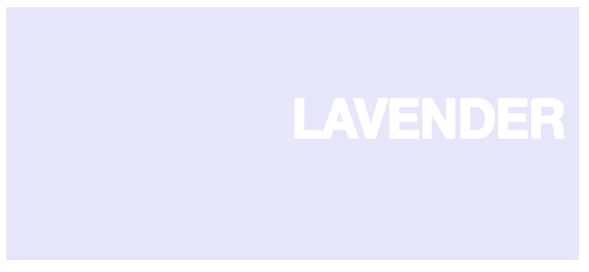 Color html Lavender hex #E6E6FA