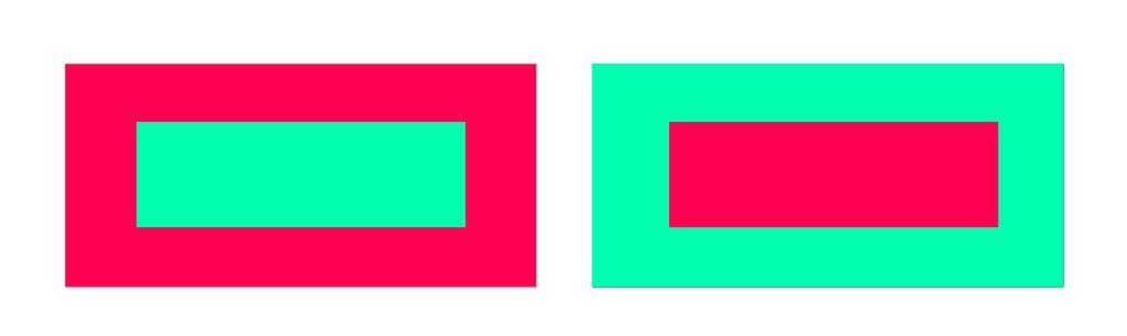 contrastes de colores: temperatura