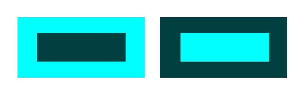 contrastes de colores: luminosidad