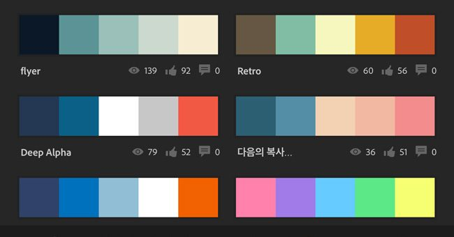 Color schemes generator or Color picker color wheel